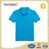 Color Combination Buttonless Quick Dry Polo Men Shirt