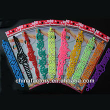 Fashion Silicon Hollow Kids Bands