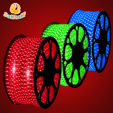 Waterproof Cheap price 220v flexible 3528SMD led strip light