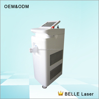 Germany imported laser candela laser hair removal machine