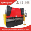 In stock ! WC67K 100ton 2500mm steel sheet bending machine price with top quality