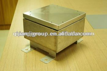 stainless steel waterproof junction box