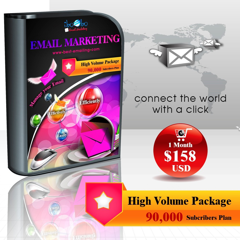 Shopping online website design & Email Marketing Platform