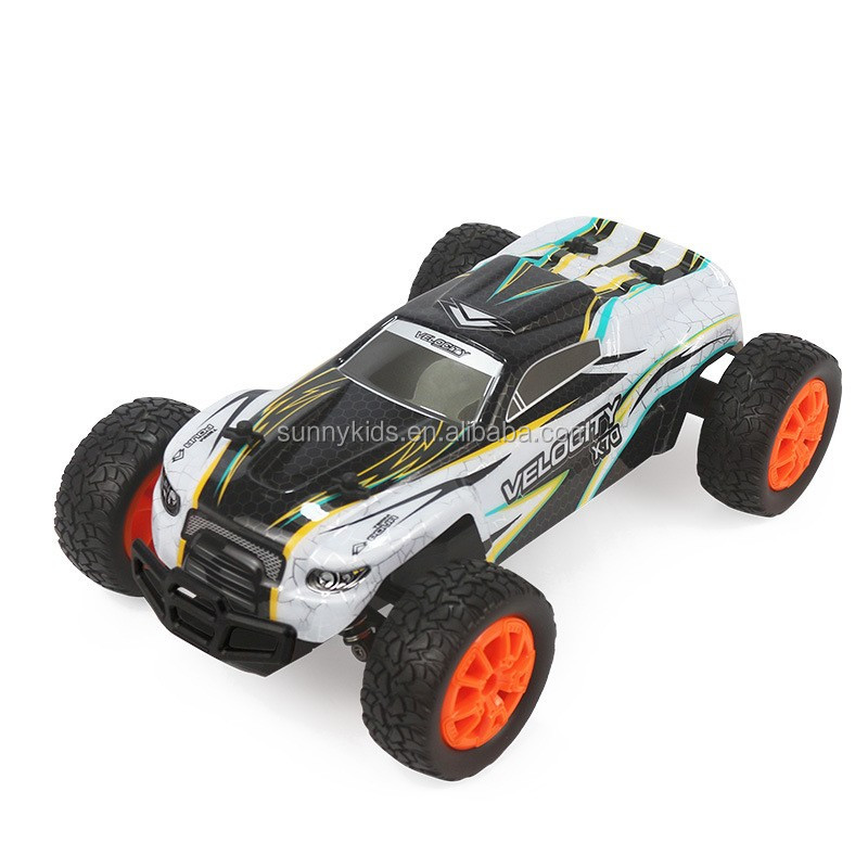 2017 New Hot Toys Radio Control High Speed RC Racing Car truck for Kids
