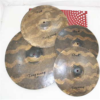Tongxiang TH-A series drum cymbal Music Instrument for sale