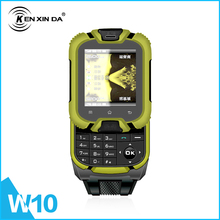 KXD W10 Model Watch Phone/Wrist Phone/ Mobile Phone Top Quality & Service Cheapest Price