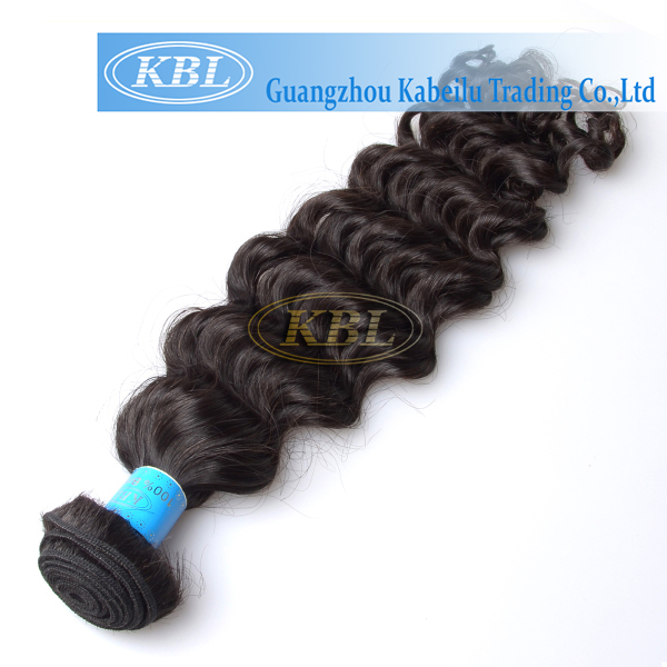 Grade 5A 100% natural lily human hair weave bobs