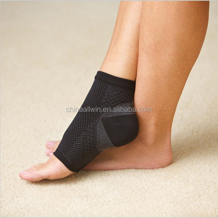 Hot Selling Ankle Brace Compression Support Foot Sleeve for Running