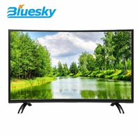 UHD 4K Smart led tv 32 43inch curved television