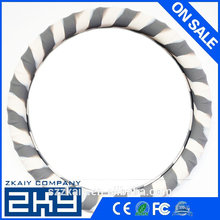 Silicone Steering Wheel Cover With Negative ion Tech