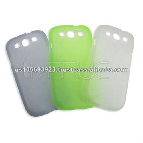 Imprue High quality fluorescence TPU case for Samsung galaxy s3 I9300