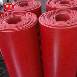 China Supplier Smooth Natural Rubber Sheet Environment-friendly Stable Quality