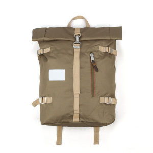 latest fashion multifunctional outdoor roll top travel backpack