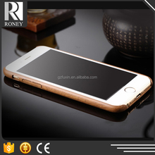 Alibaba express China high quality brown PU leather comfortable wood grain cases for iphone 5