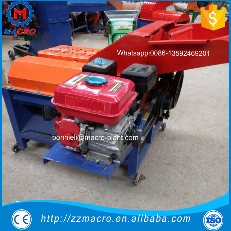 Electric corn sheller machine/maize thresher machine