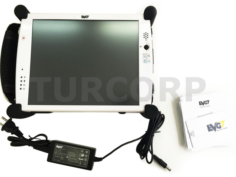 EVG7 Diagnostic Controller Tablet PC
