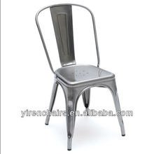 Metal dining chairs dining furniture metal chair