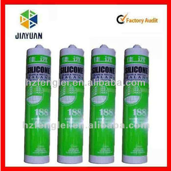 Window Door Neutral Silicone Sealant china price in architectural construction structural glue