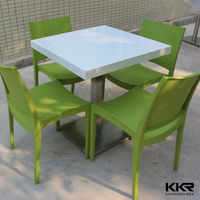 chinese expanding round high end tall coffee tables
