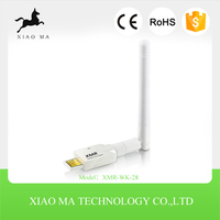 802.11N Realtek RTL8192CU 300Mbps High Power Wireless WiFi USB Network Adapter XMR-WK-28