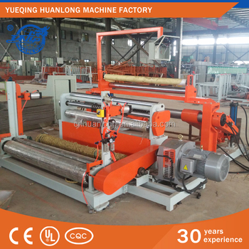 FZ-BNC cheap price auto paper core roll slitter rewinder machine