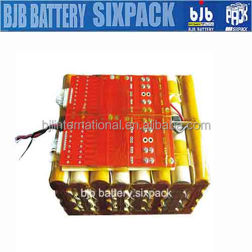 china top ten selling products 74v lifepo4 battery,customized 72v 15Ah,18Ah,30Ah 18650 li-ion battery pack