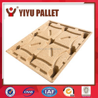 China widely export and free-fumigation Compressed wood pallet