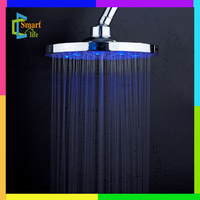 B-53 waterfall rain LED overhead shower