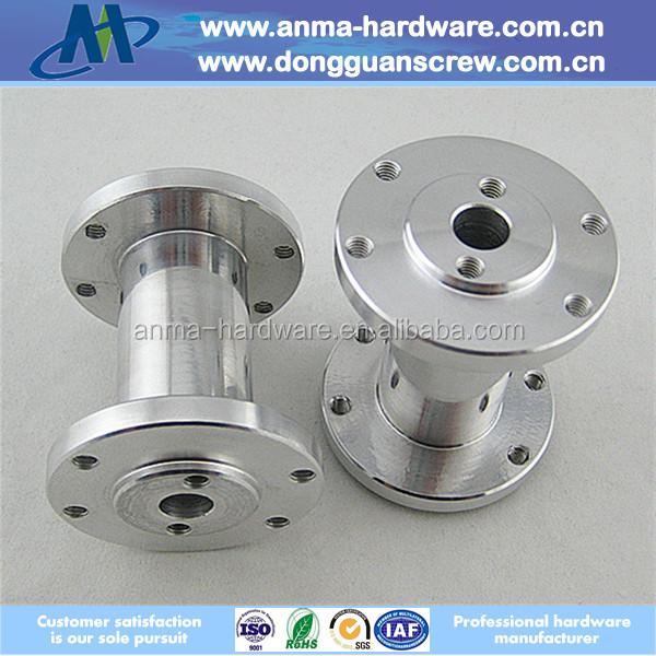 Anodized Aluminum Parts : High precision cnc aluminum parts with good quality non