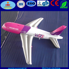 Inflatable airplane for Airline promotions