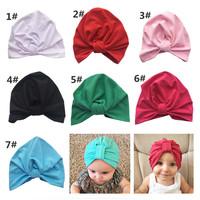 Baby Cotton Knot India Stylish Hat Newborn Baby Lovely Knit Hats