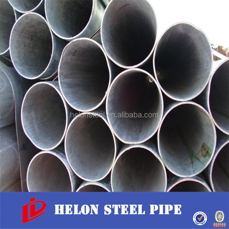 galvanized steel pipe for irrigation/wate pipe haha good