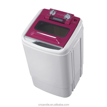 4.0kg OEM semi auto top loading mini single tub washing machine