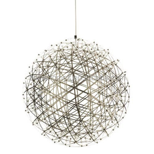 2016 Contemporary LED Stainless Steel Ball Pendant Lamp Designer Lamp SH01PDMT0447