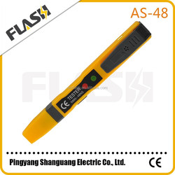 Professional Mabufacture Screwdriver Alarm Sounding Electrical Test Pen