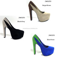 2015 latest High Hot women shoes fashion women high heel shoes ladies shoes hills