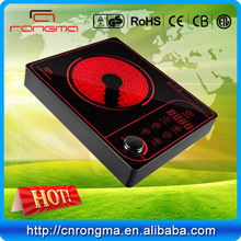 electric stove chinese cooking burner induction cooker tilting braising pan