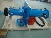 Motor Engine Vertical Submersible Sump Slurry Pump