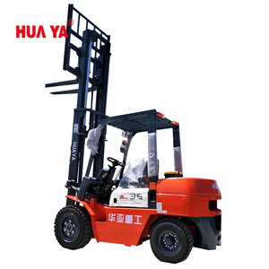 1ton 1.5ton 2 tons 3tonnes 3.5 tons loader container lifting 4 wheel drive outdoor diesel forklift