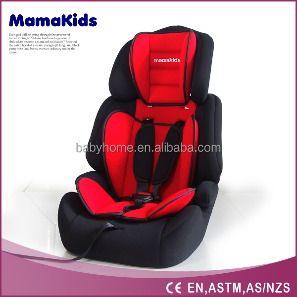 baby car seat with booster seat Safety seat for weights 9 to 36 kg