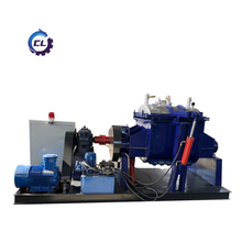 10000L silicon rubber mixing vacuum kneading machine