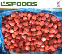 IQF Sweet Strawberry Frozen Bulk Strawberries