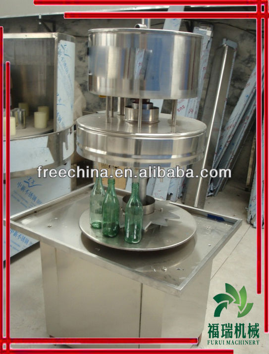 stainless steel beer bottling machine/wine bottling machine/carbonated beverage beer bottling machine
