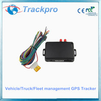 Security GPS Tracker Tr20 with Fuel Sensor, Central Lock tracking device System