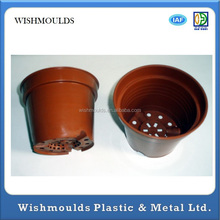 Factory price OEM design plastic garden flower planters mould for sale