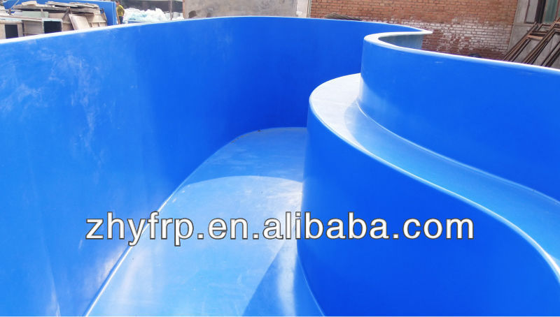 Glasvezel zwembaden inground hete verkoop pool accessoires product id 912742607 for Used fiberglass swimming pools for sale