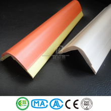 Rubber Material Colorful Wall Corner Protector Guards
