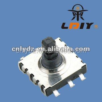 23 years experience and Independent research and development five way tactile switch LY-A07-03B