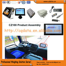 Pm Onboard Weighing CZ100 Truck Weight Scale Digital Weighing Load Rite Scale Truck Trailer Dynamic Mobile Weighing