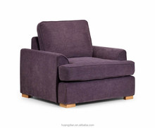 sofa seat purple chinese furniture commercial furniture